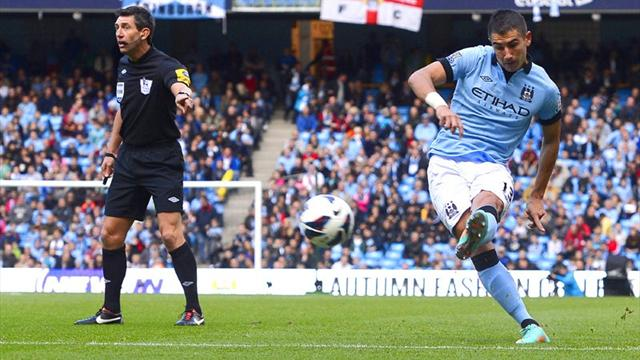 City tog enkel seger - Fotboll - Premier League
