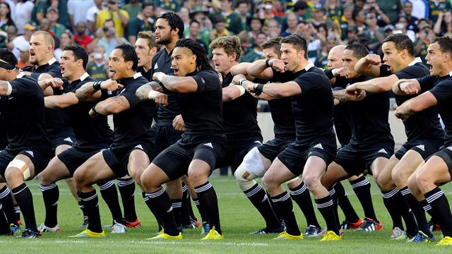 Carton plein des All Blacks