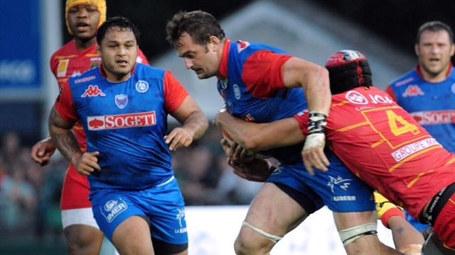 Grenoble continue - Rugby - Top 14