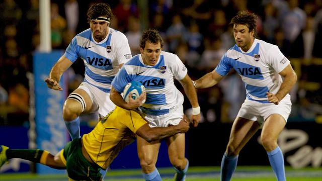 L'Argentine sans succès - Rugby - Four-Nations