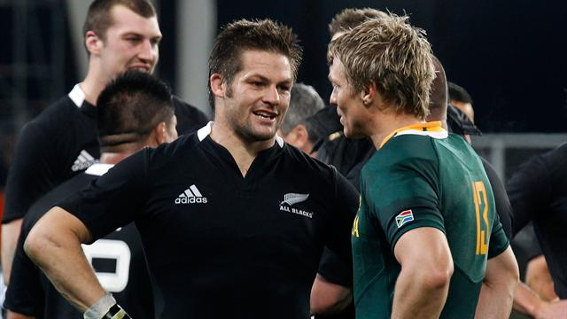 McCaw: 100 victoires - Rugby - Four-Nations