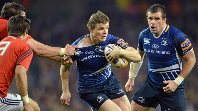 Le choc pour le Leinster - Rugby - Celtic League