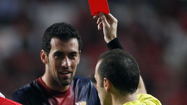 Barcelona utan Sergio Busquets i Champions League-matcherna mot Celtic - Fotboll - Champions League