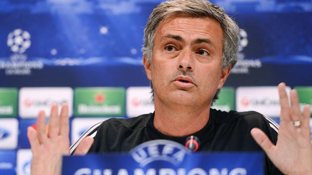 Mourinho: Dortmund draw 'no drama'  - Football - Champions League