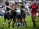 Le Racing renverse le Munster