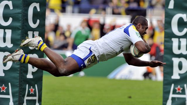La démonstration de Clermont - Rugby - Coupe d'Europe