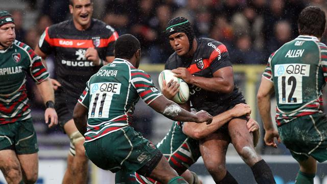 Toulouse: la balle de break - Rugby - Coupe d'Europe