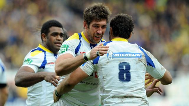 Clermont: Hines suspendu six semaines! - Rugby - Coupe d'Europe