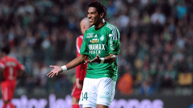 FOOTBALL - 2012/2013 - Saint-Etienne - ASSE - Brandao