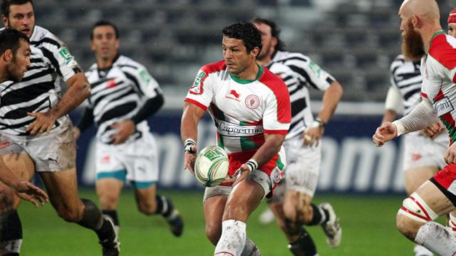 Biarritz: Mission accomplie ! - Rugby - Coupe d'Europe
