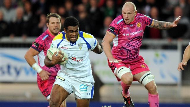 Exeter sans pression - Rugby - Coupe d'Europe
