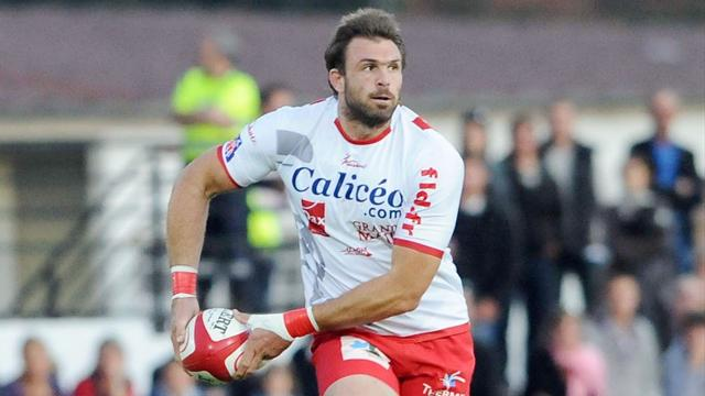Dax sort de la zone rouge, Valentine royal - Rugby - Pro D2