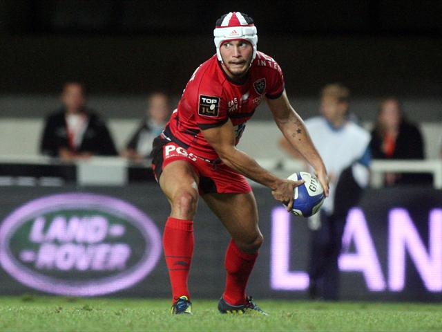 Palisson prolonge à Toulon - Rugby - Top 14