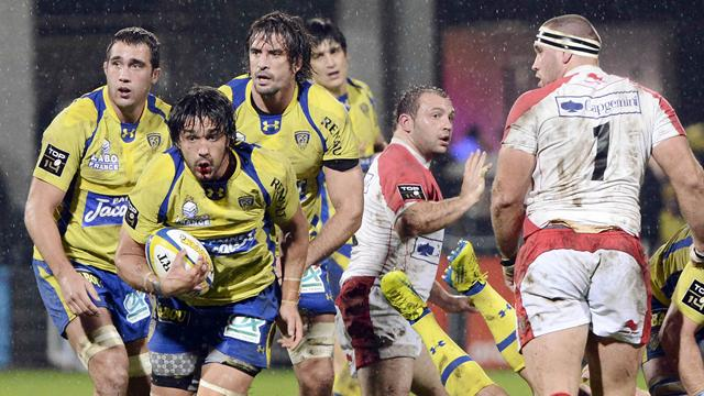Clermont: Bardy joue la carte club - Rugby - Top 14