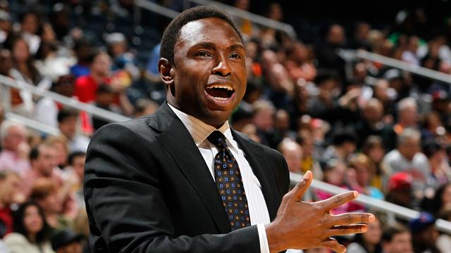 Brooklyn Nets fire coach Johnson - Basketball - NBA