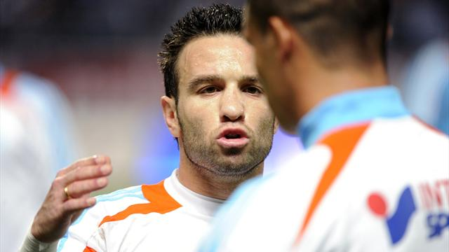 FOOTBALL 2012 Marseille - Valbuena