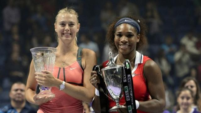Sharapova, Williams set to be fit for Brisbane