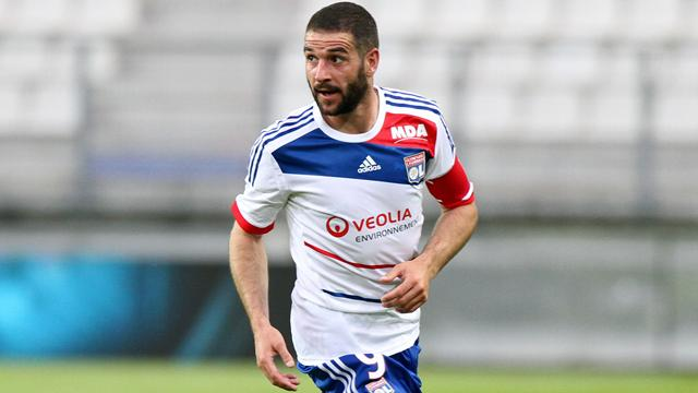 FOOTBALL 2012 Lyon - Lisandro
