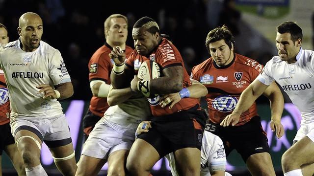 Toulon: La résurrection de Bastareaud
