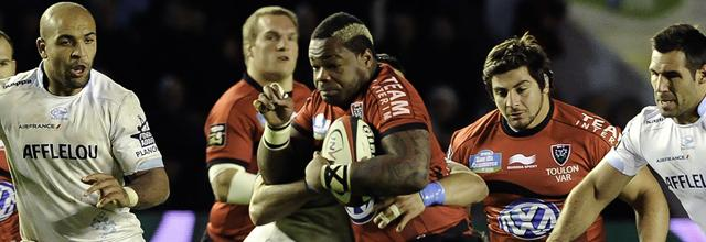 Toulon: La résurrection de Bastareaud - Rugby - Top 14