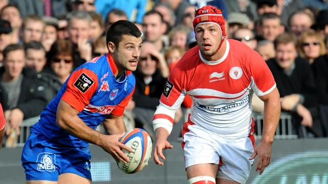Grenoble se pose en outsider - Rugby - Top 14