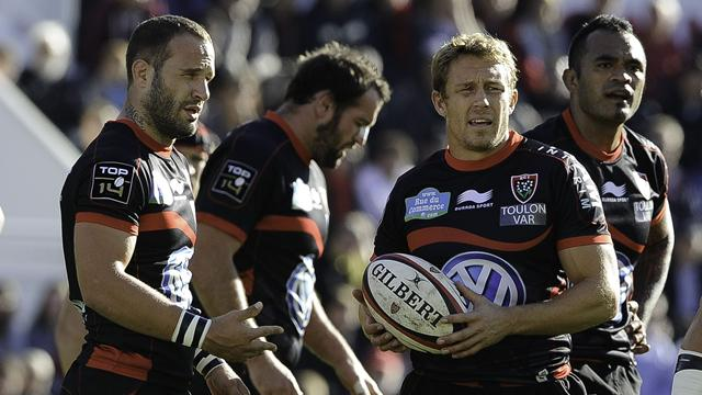 Toulon s'en sort bien - Rugby - Top 14