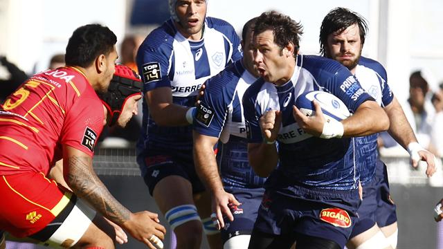 Castres au finish - Rugby - Top 14
