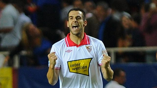 Sevilla ease to win over Granada - Football - Liga