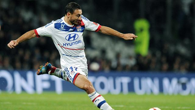 steed malbranque Lyon 2012