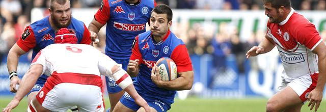 Pélissié impeccable, Toulouse se reprend - Rugby - Top 14
