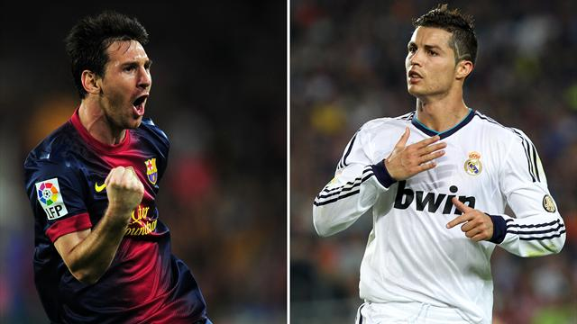 "Ronaldo : ""Messi encore un cran devant Cristiano Ronaldo"" - Football - Ballon d'Or"
