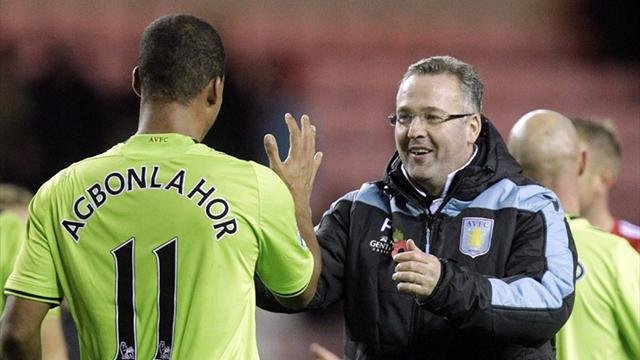 Aston Villa stun sluggish Sunderland - Football - Premier League