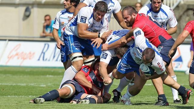 La réaction de Colomiers, Labit mitigé - Rugby - Pro D2
