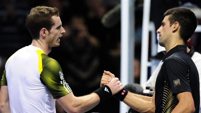 Djokovic beats Murray in London thriller - Tennis - ATP World Tour Finals