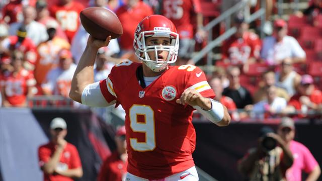 Kansas City's Quinn again out with concussion - American Football - NFL