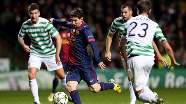 Messi: Barcelona relaxed despite defeat