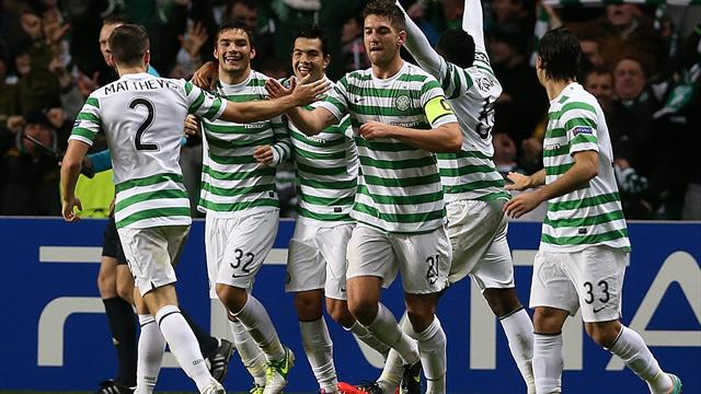 Celtic mark 125th birthday with stunning win over Barcelona - Football - Champions League