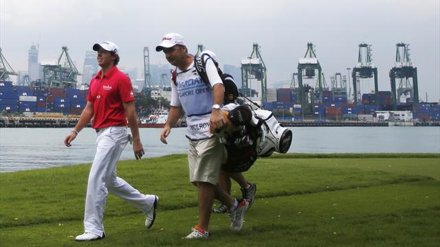 Bjorn leads in Singapore - Golf