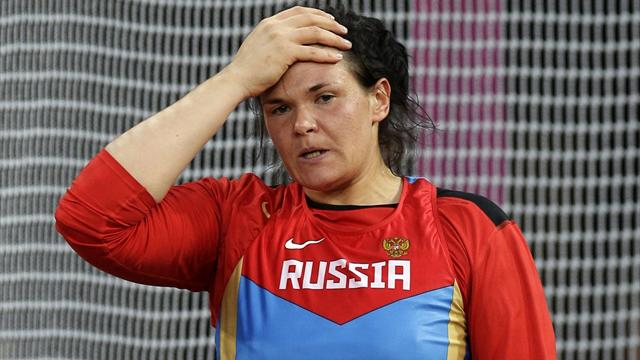 Pishchalnikova faces doping probe  - Athletics