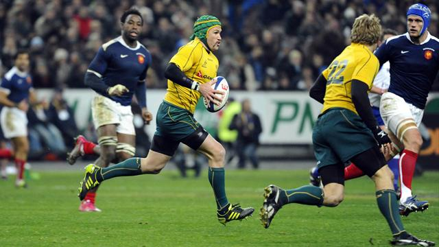 Giteau songe aux Wallabies - Rugby - Test Match