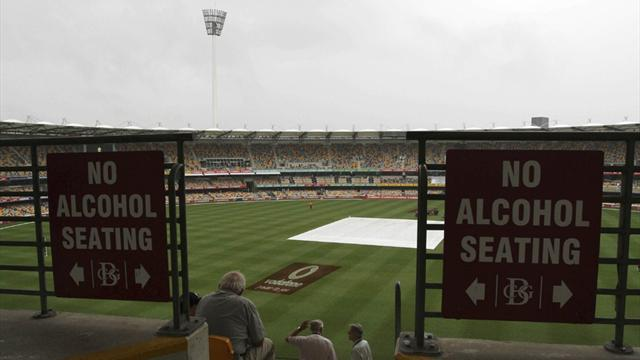 Day two of Australia-South Africa Test washed out  - Cricket