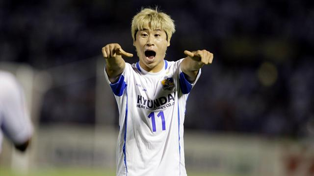 Ulsan beat Al Ahli to win Asian Champions League final