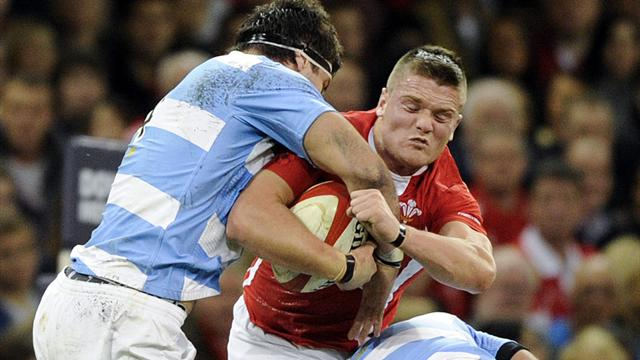 Wales outclassed by Argentina in Cardiff