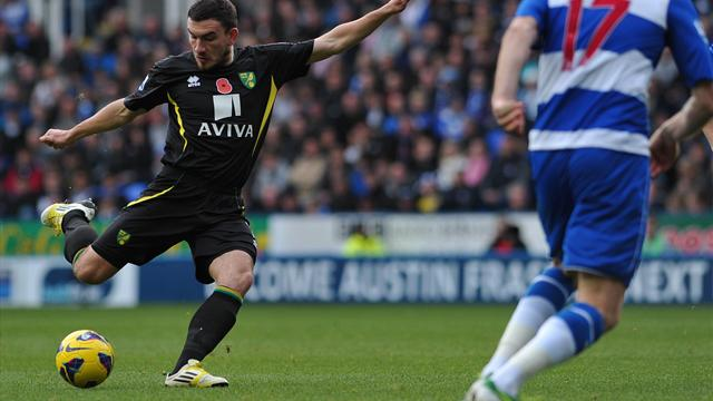 Reading remain winless after Norwich stalemate - Football - Premier League