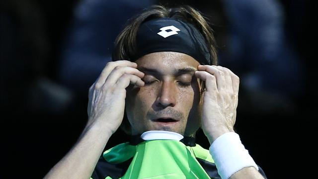 Ferrer questions ATP Finals schedule  - Tennis - ATP World Tour Finals