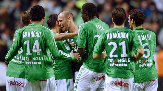 Cohade Saint-Etienne Ligue 1 2012