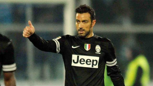 Quagliarella hits hat-trick as Juventus crush Pescara