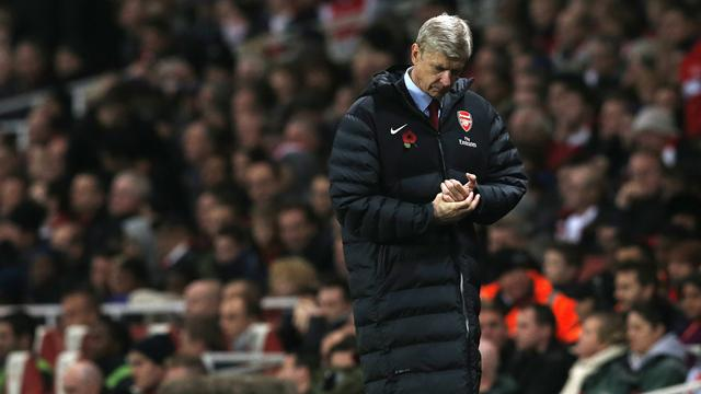 Managers: Wenger frustrated after draw