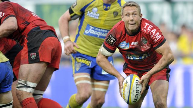 Wilkinson's Toulon suffer last-gasp Clermont loss - Rugby - Top 14
