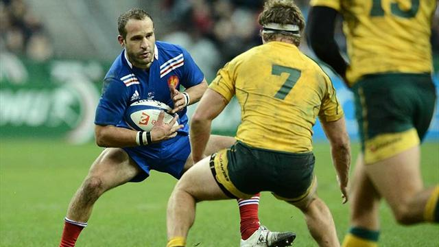Michalak stars as France whip Australia - Rugby